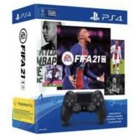 FIFA 21 (Download Code) +DualShock4 Bundle