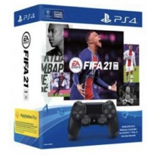 FIFA 21 (Download Code) +DualShock4 Bundle