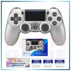 New DualShock 4 CUH-ZCT2G (Silver)