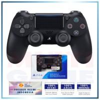 (Promo 1-22Okt) DS4 New DualShock 4 CUH-ZCT2G (Jet Black)