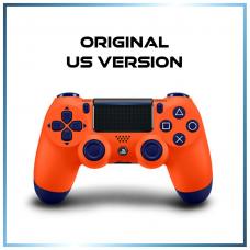 DS4 New DualShock4 Light Versi 2 CUH-ZCT2G (Sunset Orange)