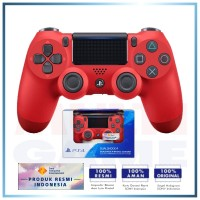 (Promo 1-22Okt) DS4 New DualShock 4 CUH-ZCT2G (Magma Red)