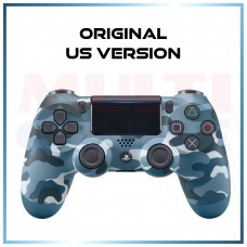DS4 New Dual Shock 4 CUH-ZCT2G (Digital Blue Camouflage) Limited