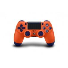 DS4 New Dual Shock 4 Light Versi 2 CUH-ZCT2G (Sunset Orange) New Model