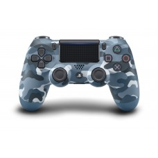 DS4 New Dual Shock 4 Light Versi 2 CUH-ZCT2G (Digital Blue Camo) New Model