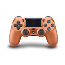 DS4 New Dual Shock 4 Light Versi 2 CUH-ZCT2G (Metallic Copper) New Model