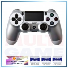 (12.12) DS4 New Dual Shock 4 CUH-ZCT2G (Silver)