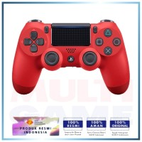 (Imlek) DS4 New Dual Shock 4 CUH-ZCT2G (Magma Red)