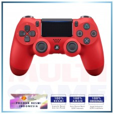 (12.12) DS4 New Dual Shock 4 CUH-ZCT2G (Magma Red)