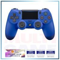 (Imlek) DS4 New Dual Shock 4 CUH-ZCT2G (Wave Blue)