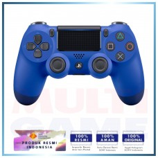 (12.12) DS4 New Dual Shock 4 CUH-ZCT2G (Wave Blue)