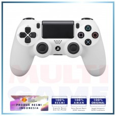 (12.12) DS4 New Dual Shock 4 CUH-ZCT2G (Glacier White)