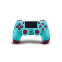 DS4 New Dual Shock 4 Light Versi 2 CUH-ZCT2G (Berry Blue) New Model