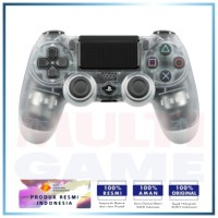 DS4 New Dual Shock 4 CUH-ZCT2G (Crystal Clear)