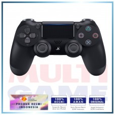 (Imlek) DS4 New Dual Shock 4 CUH-ZCT2G (Jet Black)