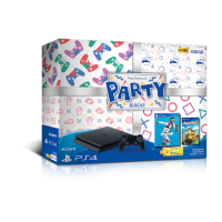 —PO— PS4 Slim 500GB PARTY 2018 Bundle (mid Nov)
