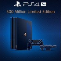 PS4 Pro 2TB ( 500 Million ) Limited Edition