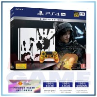 (2020) PS4 Pro 1TB Death Stranding Limited Edition Bundle