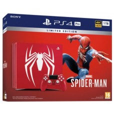 --PO/DownPayment-- PS4 Pro 1TB (CUH-7106B) Marvel Spiderman Limited Edition (September 7, 2018)