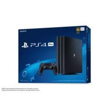 PS4 PRO 1TB (CUH-7106B) Jet Black