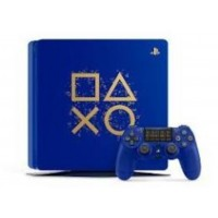 PS4 Slim 500GB BLUE ( 2106-A BZN ) Days of Play Limited Edition