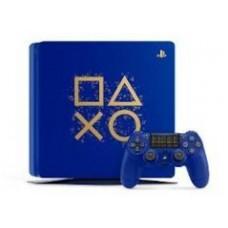 PS4 Slim 500GB BLUE ( 2106-A BZN ) Days of Play Limited Edition