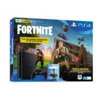 PS4 Slim 500GB (CUH-2106A) Bundle FORTNITE (Game DLC & PSN 1 Bulan)