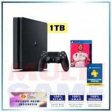 (12.12) PS4 Slim 1TB Fifa 20 Bundle