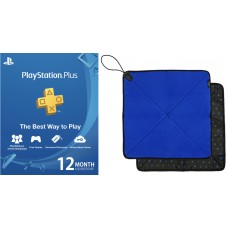 PSN Asia Plus 12Month + Wrapping Cloth Special
