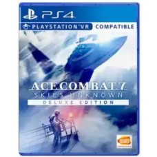 Ace Combat 7 DELUXE +Pin (VR Competible)