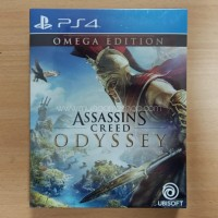 Assassin Creed Odyssey Omega Edition +Art Book