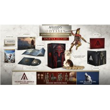 —PO/DP— Assassin Creed Odyssey SPARTAN Edition (Oct 5, 2018)
