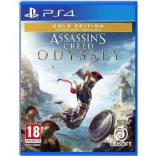 —PO/DP— Assassin Creed Odyssey GOLD Edition (Oct 5, 2018)