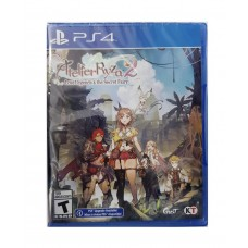Atelier Ryza 2 Lost Legends & the Secret Fairy (PS5 Upgrade Available)