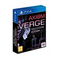 Axiom Verge Multiverse Edition + Original Soundtrack (Rating 8.0)