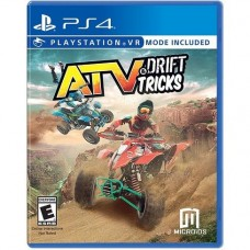 ATV Drift & TRicks VR Competible)