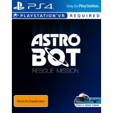 —PO— Astro BOT Rescue Mission VR  (October 2, 2018)