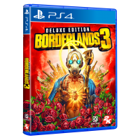 Borderland 3 Deluxe Edition +DLC +Postcards Pack