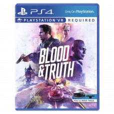 Blood & Truth (VR Required)