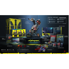 —PO/DP— Cyberpunk 2077 Collector's Edition (Apr 16, 2020)