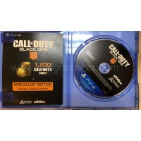 Call Of Duty Black Ops 4 + Specialist Edition Content (Online) (Rating 8.5)