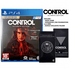 Control Ultimate Edition + Exclusive Folder