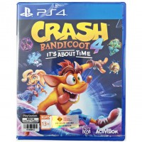 Crash Bandicoot 4 Its About Time
