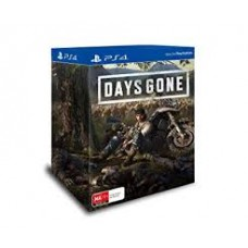 Days Gone Collector Edition + Topi & T-Shirt Days Gone Official