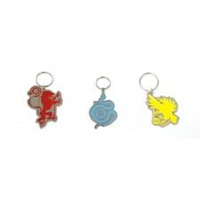 Destiny 2 Keychain (Blue, Red, Yellow)
