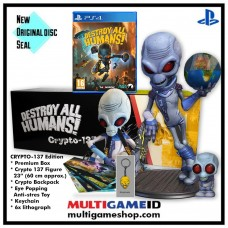 Destroy All Humans CRYPTO Collector Edition +Game (besar)