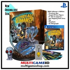 Destroy All Humans DNA Collector +Game (kecil)