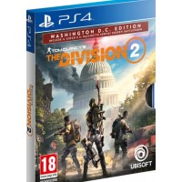 Tom Clancy's the Division 2 Washington DC Edition +2DLC +Teddy Bear Keychain