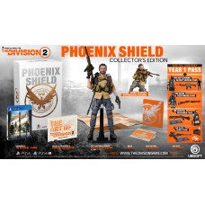 --PO/DP-- Tom Clancy's the Division 2 Phoenix Shield Collector Edition (Maret 15, 2019)