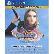—PO/DP— Dragon Quest XI S Definitive Edition (Dec 4, 2020)